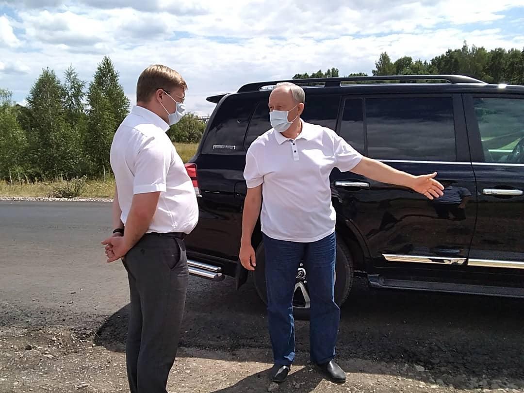 Сегодня Петровский район с рабочим визитом посещает губернатор Саратовской области