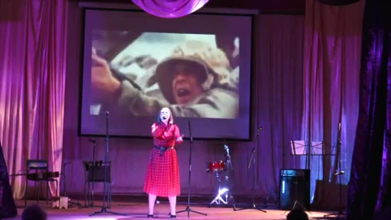 Кокотова Святослава Белый танец Афганский вальс