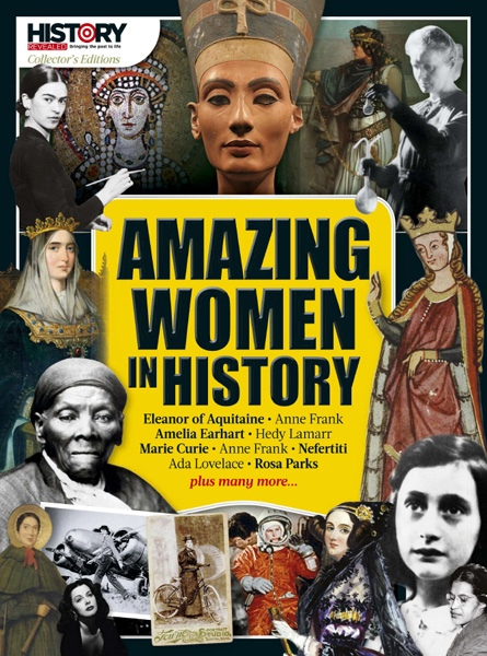 History Revealed Specials - Amazing Women