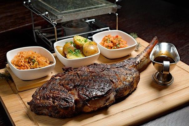 Знатный шмат мяса!   #мясо@mensrecipes