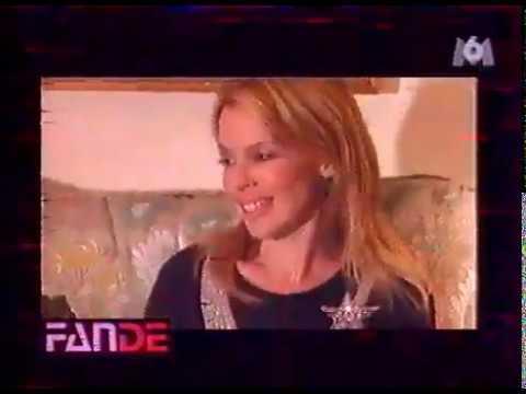 Kylie Minogue Interview Promo Body Language 2003 Fan de [en Francais]