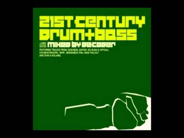 Decoder 21st century Drum N Bass Mix CD 1 2000