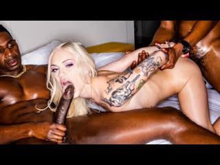 [LIL PRN] Blacked Raw - Alex Grey - Let's Ride  1080p Blonde, Blowjob, Interracial, Threesome, Beauty, Wild