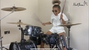 Hysteria by Muse drum cover