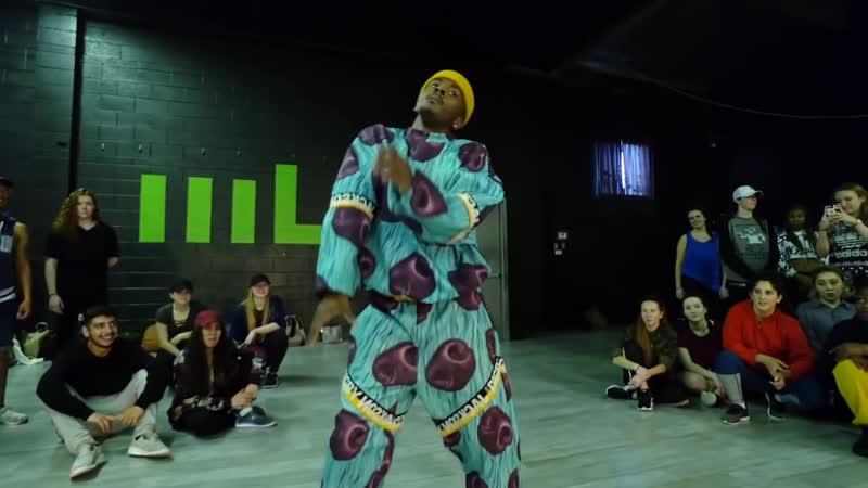 Missy Elliott I'm Better Ft Lamb Robert Green Choreography