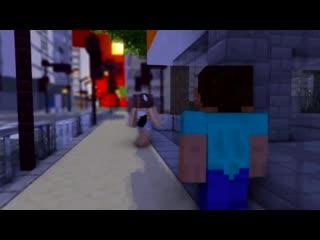Monster School - Unreal Prison Escape - Minecraft Animation