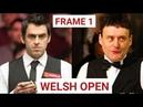Ronnie OSullivan vs Jimmy White - Snooker Welsh open 2021
