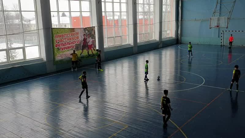 2й-тайм. ДЮСШ г.Богородицк - Академия футбола г.Тула