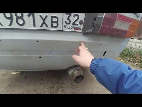 Замена мотора Война с Opel Calibra Ер 9