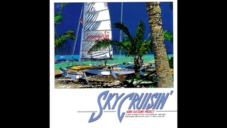 [1991] Katsumi Horii Project ‎– Sky Cruisin' [Full Album]