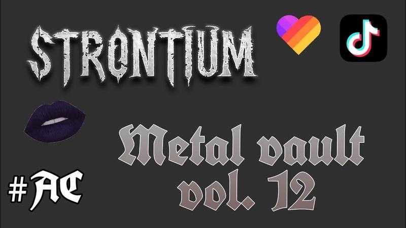 Metal vault vol.12 by Algeia Strontium Kisses Tik tok Likee