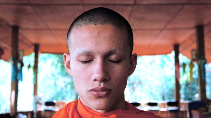The DAILY LIFE OF A MONK DOCUMENTARY Routine of a BUDDHIST MONK IN THAILAND ASMR