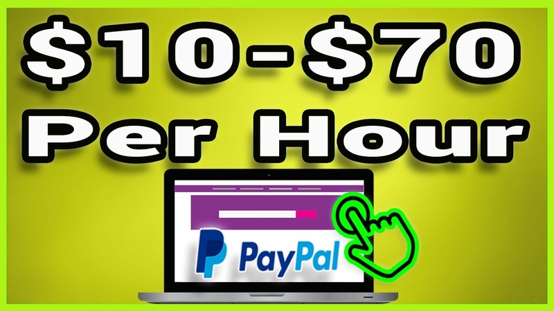 Get Paid $10 70 Per hour Earn Free PayPal Money 2020