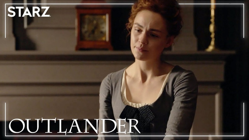 Outlander Ep 7 Clip 'Seeing You Off to War' Season 5