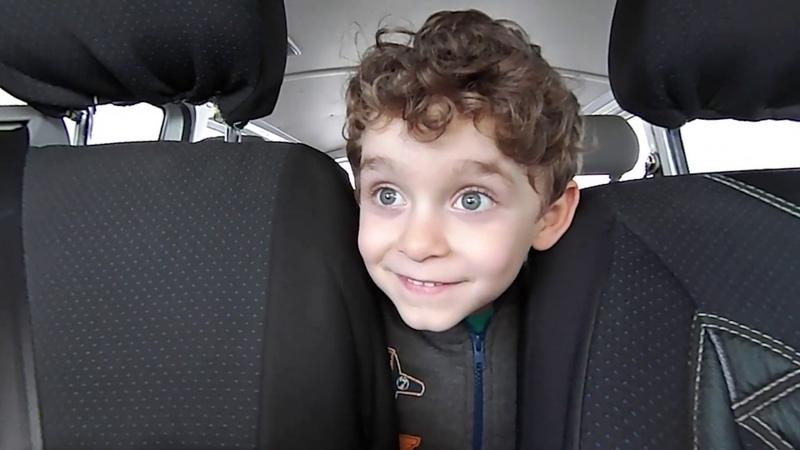 Emir'in İlk Araba Yıkama Tüneli Macerası Emir Eğlence Peşinde