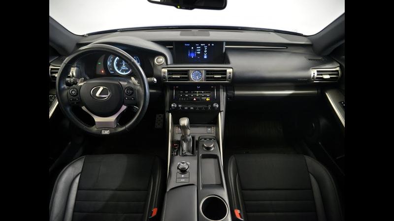 Lexus IS III 250 2 5 AT 208 л с F SPORT Executive 2014 г