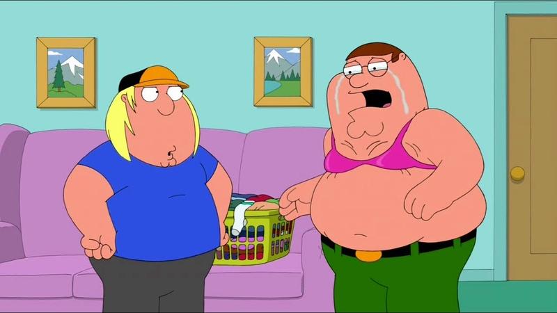 Гриффины Family Guy Унижение в баре Лучшие и смешные моменты 14 Нарезка 12 Сезон 16 Серия
