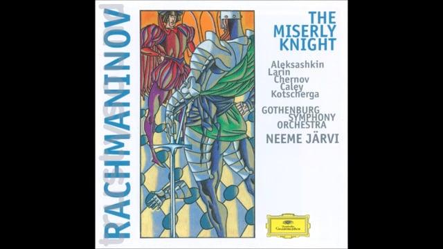 Rachmaninov The Miserly Knight Ouverture Scène I on Vimeo