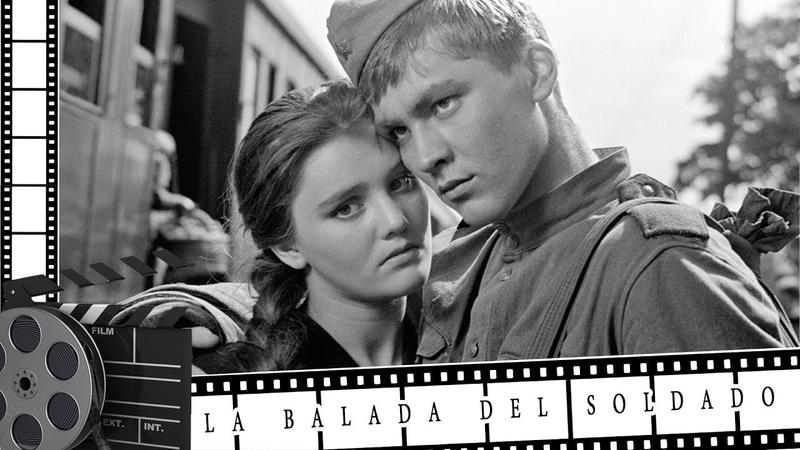 Pelicula rusa La balada del soldado HD 1959 en español