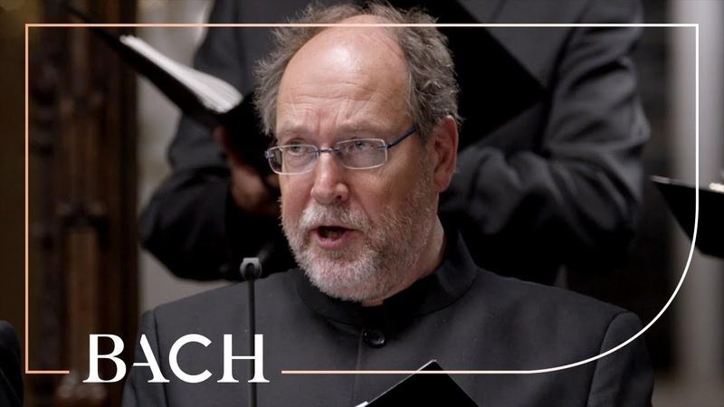 Bach Cantata Herr deine Augen BWV 102 Van Veldhoven Netherlands Bach Society