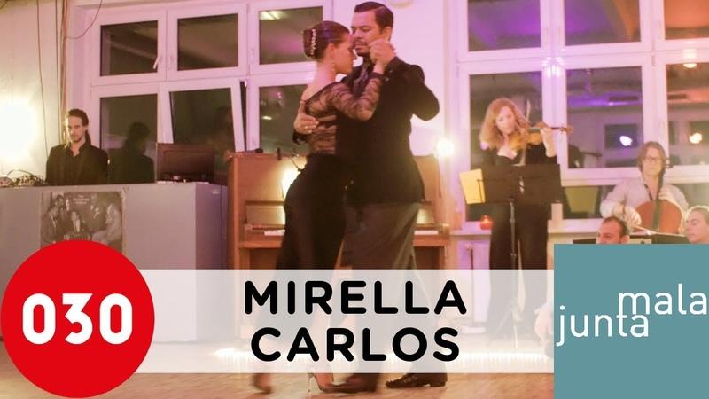Mirella and Carlos Santos David Paisaje with Cuarteto SolTango