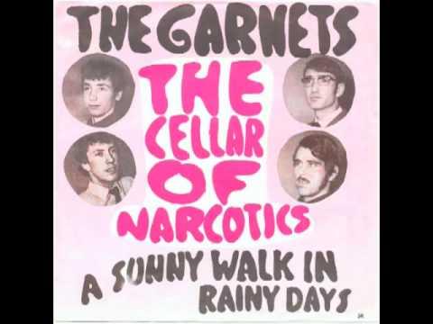 Garnets Cellar of narcotics Belgian pre sprout psych pop beat