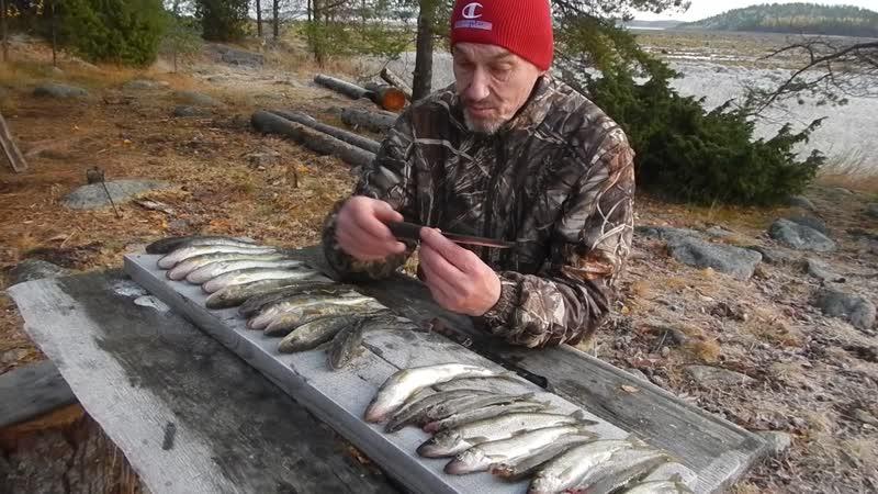 Алексей Мельницкий на рыбалке (1)
