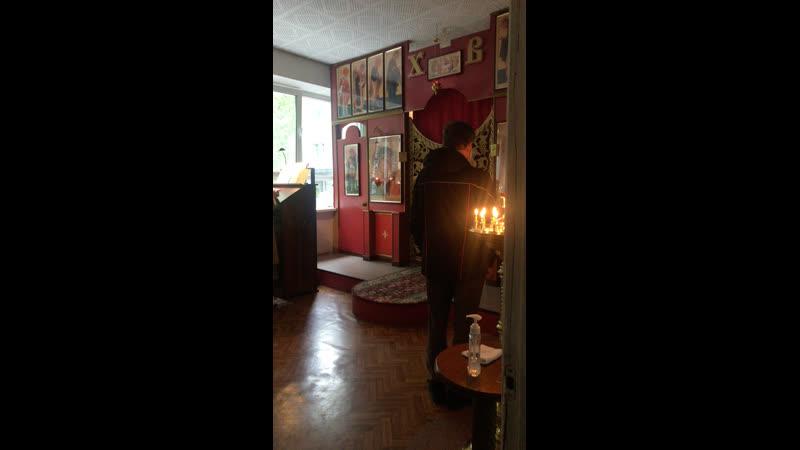 Live Храм апостола Иоанна Богослова г Томска