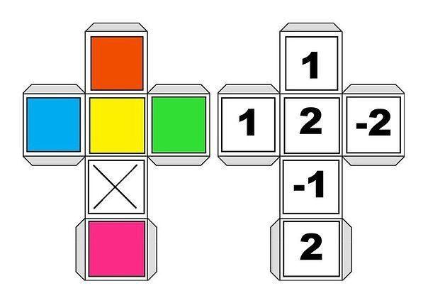 ДИДАКТИЧЕСКАЯ ИГРА Божьи коровки Цель: развитие мелкой моторики рук и вниманияРаспечатайте по 5 Божьих коровок разного цвета для каждого игрока. Заламинируйте. Распечатайте шаблон цветка и