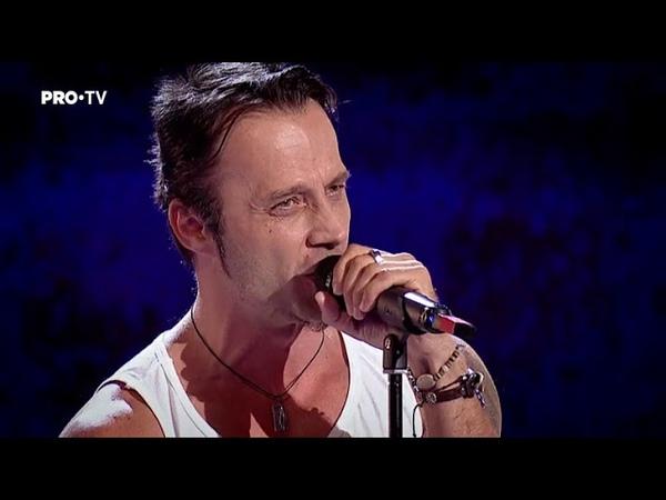 Vlad Alexandrescu - Rebel Yell | Auditiile pe nevazute | Vocea Romaniei 2017