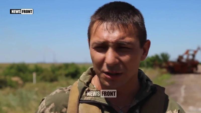 Похороненный укроСМИ под Логвиново военнослужащий ЛНР жив и передает привет укропам