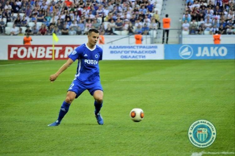 Илья Ионов: «Проблем с адаптацией в «Динамо» у меня не было»