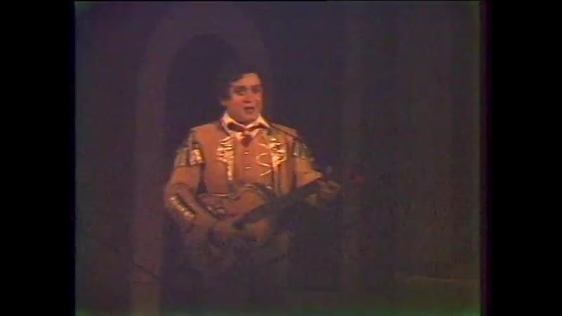 VII Собиновский музыкальный фестиваль ГТРК Саратов 1994 Дневник 4