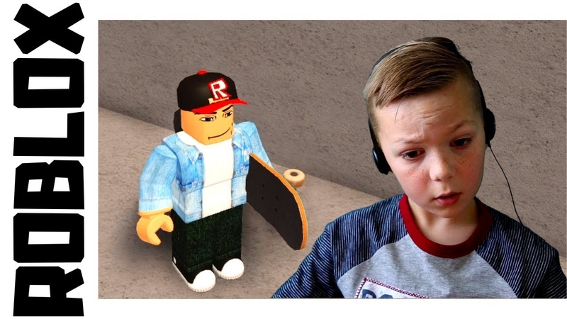 Roblox Trying skate park
