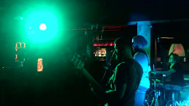 Dak Houze - Забытый луноход Моя пустыня Live @ FLAT