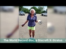 Mary Low - Women's Over 90 World Distance Record