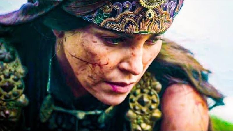 Бессмертная гвардия Русский трейлер 2 Субтитры Фильм 2020 Netflix фэнтези боевик