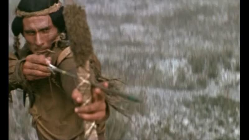 Белые волки 1969 Побег индейцев из форта