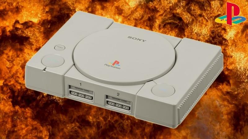 EPSXe PSOne на ПК Sony Playstation One on PC Настройка ePSXe Windows 10
