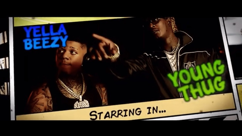 Yella Beezy Headlocc Feat Young Thug