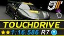Asphalt 9 | Touchdrive (TD) ★1:16.586★ | 2⭐️STAR | Grand Prix Koenigsegg Jesko | Final Round 7