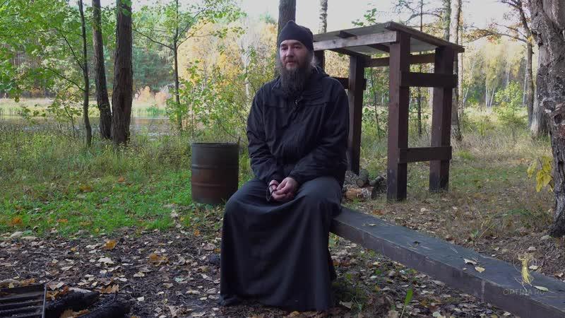 Фильм ВСПОМНИТЬ ОТЦА Часть 4 Пустынный подвижник на кресте недуга
