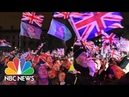 London Crowds Count Down To Official Brexit From European Union NBC News Live Stream