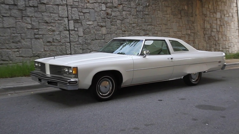 1976 Oldsmobile Ninety Eight Regency Coupe for sale