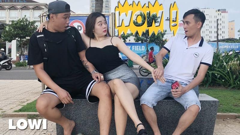 LOWI TV | Coi Cấm Cười Phiên Bản Việt Nam - Funny Prank Videos