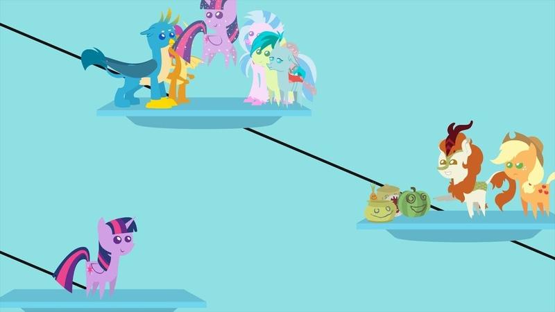 Look back Season 8 Animation
