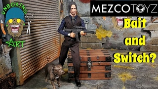Mezco One:12 Collective John Wick Unboxing and Review