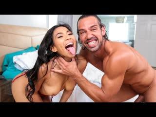 Jada Kai - Jadas Sextape (Asian, Ass Licking, Blowjob, Bedroom, Indoors, 69, Cowgirl, POV, Doggystyle, Natura; Tits)