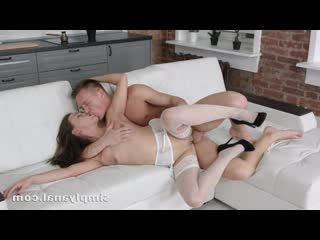Sally Brown - Insatiable [Teens, All Sex, Blowjob]