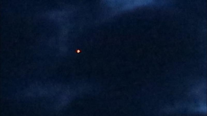 OVNI ou BOULE EN FOUDRE Observation étrange dans le centre de la France Cher